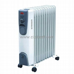 3 heat Setting Room Oil Filled Radiator Heater BO-1003