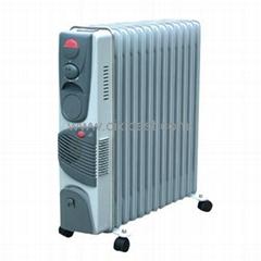 Turbo Fan Heater Oil Filled Heater Radiator BO-1003F