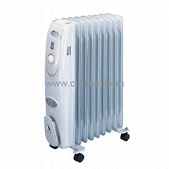 Portable Electric Home Oil Filled Radiator Heater BO-1005