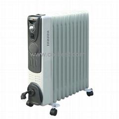 Electric Heating Room Oil Filled Radiator Heater BO-1007