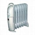 Mini Portable Electric Oil Filled Radiator Heater BO-1009