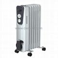 Safe Heating Oil-FilledOil Filled Heater Radiator BO-1012