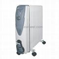 Comfortemp Electric Oil Filled Radiator Heater BO-1013