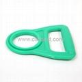 Green Plastic Bottle Handle Holder Bottle Carrier Lifter BT-109