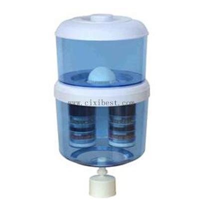 6 Stage Bottle Water Purifier Water Cooler Filter JEK-09 10