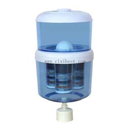 6 Stage Bottle Water Purifier Water Cooler Filter JEK-09 11