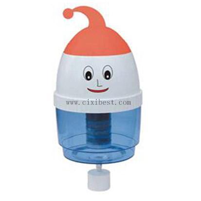 6 Stage Bottle Water Purifier Water Cooler Filter JEK-09 13