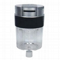 Silver Water Purifier Bottle Water Filtering Bottle JEK-13