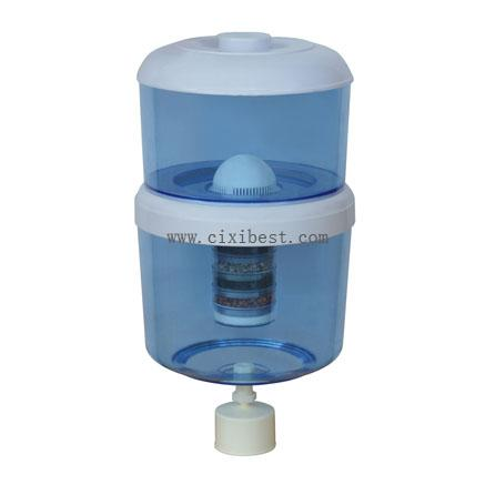6 Stage Bottle Water Purifier Water Cooler Filter JEK-09