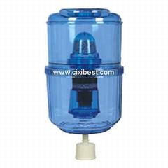 Water Cooler Bottle Water Filter Purifier Bottle JEK-23