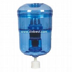 Transparent Water Purifier Bottle Water Filter JEK-24