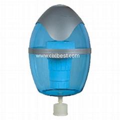 Water Cooler Bottle Water Purifier Filtering Bottle JEK-25