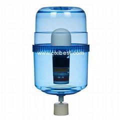 Clear Water Cooler Filtering Bottle Water Purifier JEK-33