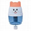 Bear Water Cooler Bottle Mineral Water