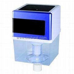 Square Water Dispenser Bottle Water Filter PurifierJEK-40