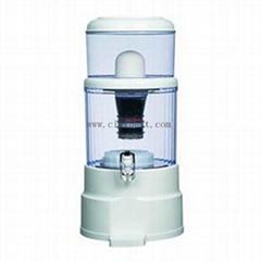Dome Ceramic Mineral Water Pot Water Purifier JEK-59