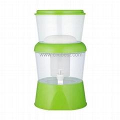 8L Mineral Water Pot Micron Carbon Water Filter JEK-62