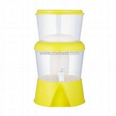 Mini Water Purifier Mineral Water Pot Water Filter JEK-63