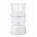 Portable Micron Water Filter Mineral Water Pot JEK-64
