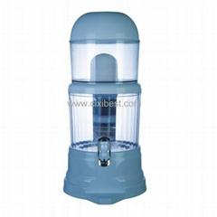 Dome Ceramic Water Purifier Mineral Water Pot JEK-66