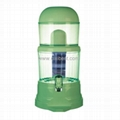 Mineral Stone Water Filter Container
