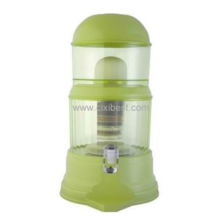 Light Green Mineral Water Pot Water Purifier Jug JEK-68 1