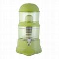 Light Green Mineral Water Pot Water
