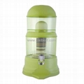 Light Green Mineral Water Pot Water Purifier Jug JEK-68