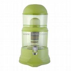 Light Green Mineral Water Pot Water Purifier Jug JEK-68