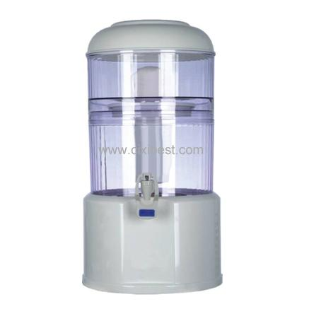 18L Filtering Mineral Water Purifier Water Pot JEK-71 1