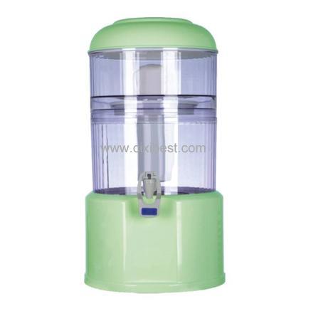 Green Water Purifier Filtering Mineral Water Pot  JEK-72 1