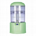 Green Water Purifier Filtering Mineral
