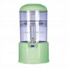 Green Water Purifier Filtering Mineral Water Pot  JEK-72