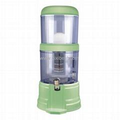 Tabletop Bottle Water Purifier Mineral Water Pot JEK-79