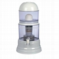 Round Mineral Stone Water Purifier Water Pot JEK-80