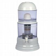 Round Mineral Stone Water Purifier Water Pot JEK-80