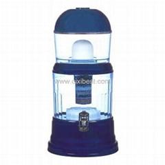 Dark Blue Mineral Water Pot Water Purifier Jug JEK-81