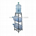 Standing Gallon Bottle Stand Bottle
