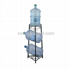 Standing Gallon Bottle Stand Bottle Holder Rack BR-20