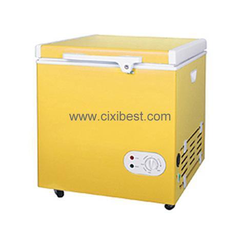 60L DC Solar Deep Freezer Chest Freezer Fridge BF-60 1