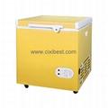 60L DC Solar Fridge Solar Refrigerator