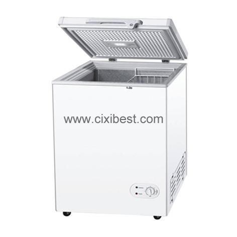 128L DC Solar Fridge Solar Refrigerator Solar Freezer BF-128 1