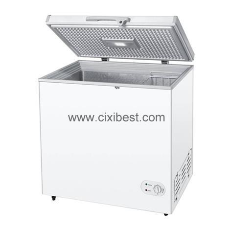 158L DC Solar Fridge Solar Refrigerator Solar Freezer BF-158 1