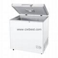 158L DC Solar Fridge Solar Refrigerator Solar Freezer BF-158