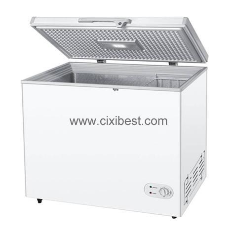 208L DC Solar Fridge Solar Refrigerator Solar Freezer BF-208 1