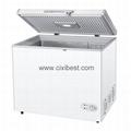 208L DC Solar Fridge Solar Refrigerator