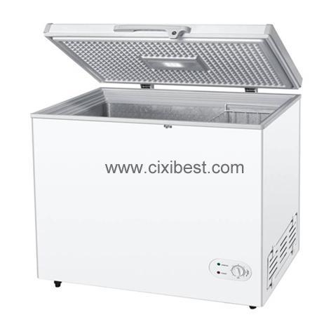 258L DC Solar Fridge Solar Refrigerator Solar Freezer BF-258 1