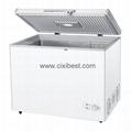308L DC Solar Fridge Solar Refrigerator Solar Freezer BF-308 1