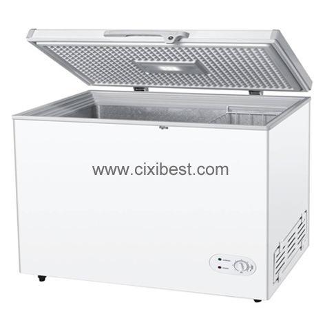 358L DC Solar Fridge Solar Refrigerator Solar Freezer BF-358 1