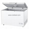 358L DC Solar Fridge Solar Refrigerator